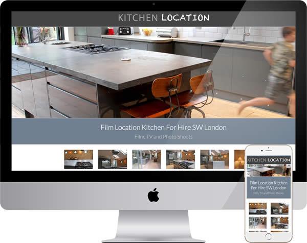 Kitchen filming location website