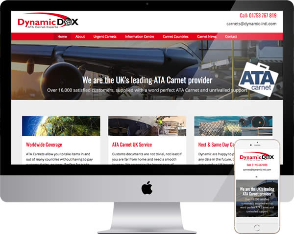 ATA Carnet company website