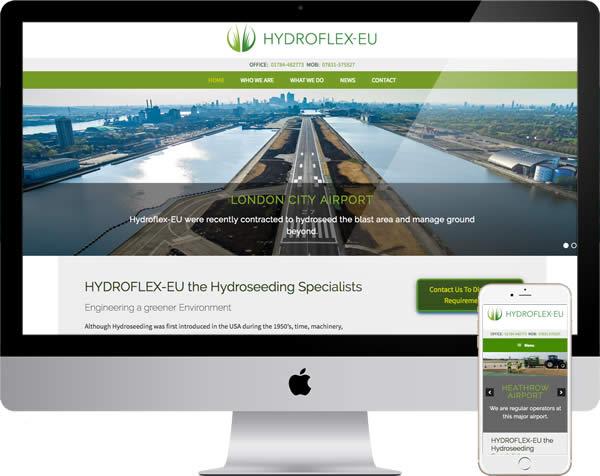 Hydroflex Website