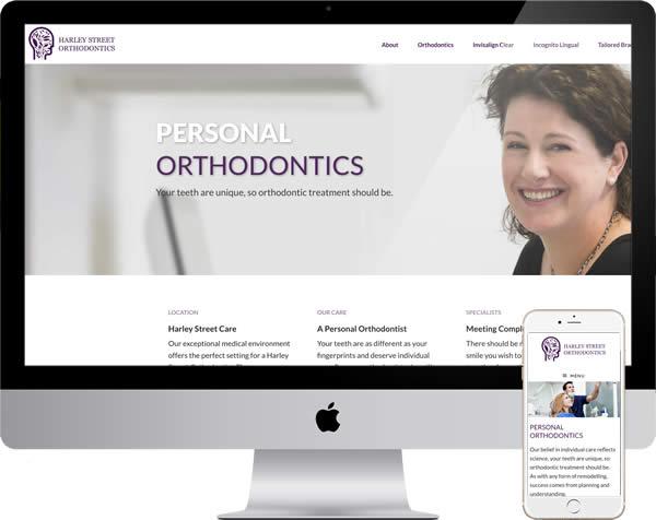 Orthodontics Website