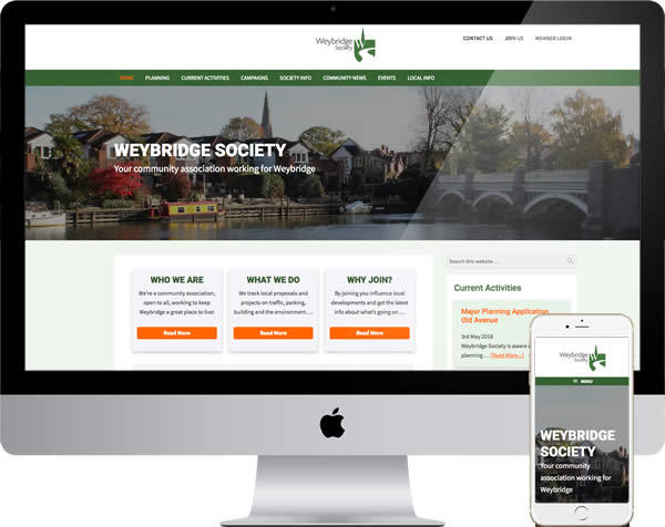 Society Website