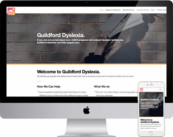 Guildford Dyslexia Website